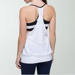NWOT Lululemon No Limits Tank